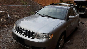 QUICK SALE - 2004 Audi A4 Hatchback