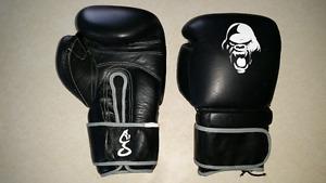 Gorilla siverback boxing gloves