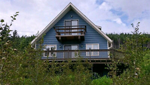 Seaside home in Norman's Cove - Chapel Arm area.