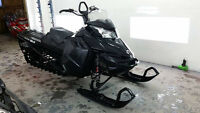 .....NOW IN YARD ....  Wrecking a 2013 Ski-Doo XM Summit X 800 E