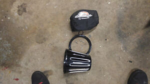 Harley cone breather cover