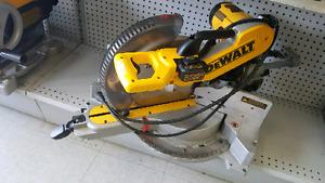 Dewalt DW718 12 inch mitre saw