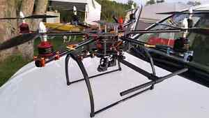 HELIPORT DRONE PARTS REPAIR TRAINING & SERVICE Custom Builds Peterborough Peterborough Area image 4