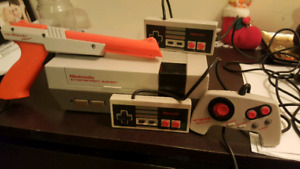 Large NES collection