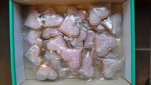 Exquisite Cookies for Weddings & Bridal Showers St. John's Newfoundland image 7