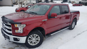 2015 F-150 Lariat ,5 L ,One owner!