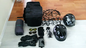 Motorcyle Helmets & Other