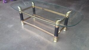 Glass Coffee Table $30 OBO