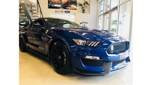 Ford Mustang Shelby track pack wow 2016