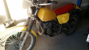 1979 Suzuki PE 250 for sale