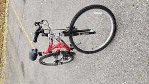 Next Shocker Bike