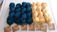 Mirasol Miski Yarn - 100% Baby Llama ~ 4 hanks of each color!