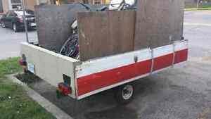 Small utility trailer London Ontario image 2