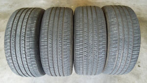 275/60R20 Set of 4 Goodyear Used FREE Inst.&Bal.70%tread