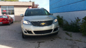 2014 Chevrolet Traverse LT2 SUV, Crossover
