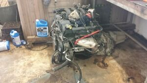 2.7L V6 out of 2007 Dodge magnum and Parts