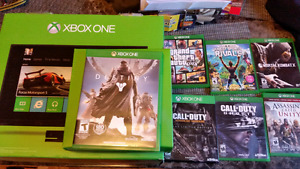 Selling Xbox One with Kinect & Games