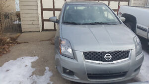 2008 Nissan Sentra SER  75000KM ASKING $5900 DRIVES LIKE NEW!