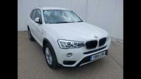 image for 2014 BMW X3 xDrive20d SE 5dr FourByFour diesel Manual