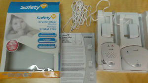 Safety 1st Crystal Clear Monitor for Sale London Ontario image 1