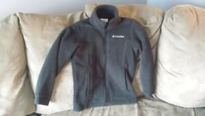 Columbia fleece boys size 8 jacket