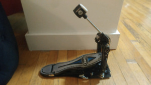 Mapex Falcon  Double Chain Pedal with Case