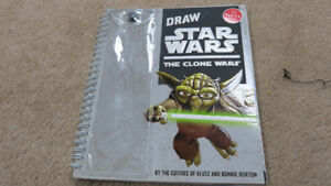 Star Wars - Learn how to draw!