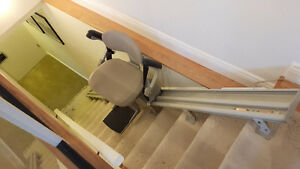 Bruno Straight Stair Lift