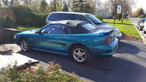 1994 Ford Mustang Cabriolet convertible