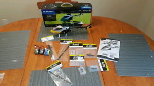 Blade 180CFX 3D helicopter