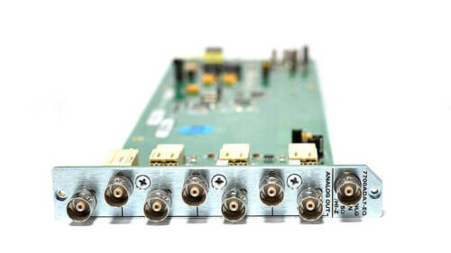 Evertz 7700ADA7-EQ Analog Video Distribution Amplifier 1x7 7700 Series