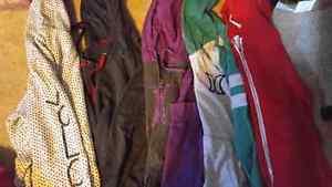 Womens small hoodies lot