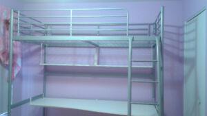 lit mezzanine étager