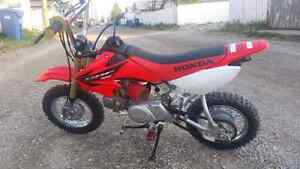 CRF 50 w/ 88cc Big bore & race head