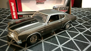 1:18 CHEVELLE SS 454 Autoworld ERTL Anerican Muscle