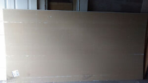 Beadboard, Chair Rail Baseboard White Color New Materials Gatineau Ottawa / Gatineau Area image 2