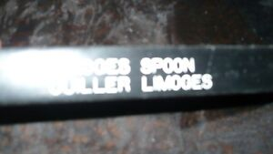 "VINTAGE STUNNING SOUVENIR COLLECTOR SPOONS 1 ""LIMOGES"" Kitchener / Waterloo Kitchener Area image 4"