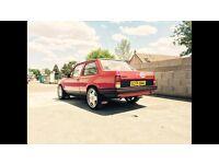Vauxhall Nova Saloon GTE 2.0 16v Coscast