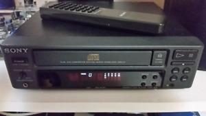 Sony CD Player - Philips TDA DAC