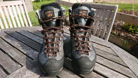 Scarpa Manta Pro GTX Hiking Mountaineering Boots Crampon Compatible