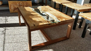 Luxury 'River' Coffee Table