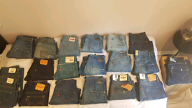 Levi jeans for sale