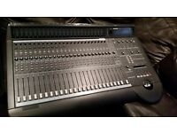 Mackie D8B 48 Channel Mixer & HD Recorder