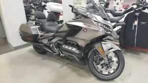 2018 Honda Gold Wing ABS with accessories