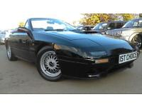 1992 MAZDA RX-7 RX7 TURBO CONVERTIBLE 1 LADY OWNER JUST 27000 MILES FULL