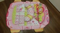 Never used tummy time mat