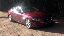 2016 Jaguar XE 2.0d (180) Portfolio Very Low Automatic Diesel Saloon