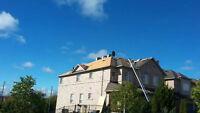 Shingle roof/Flat roof good quality free estimates