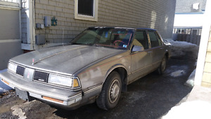 Looking to sell 1988 Oldsmobile Royale Brougham
