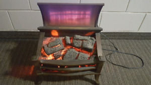 Faux Fireplace/Room Heater